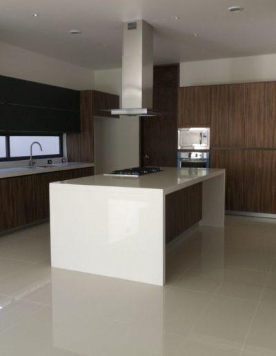 Cocinas Integrales con isla en Guadalajara