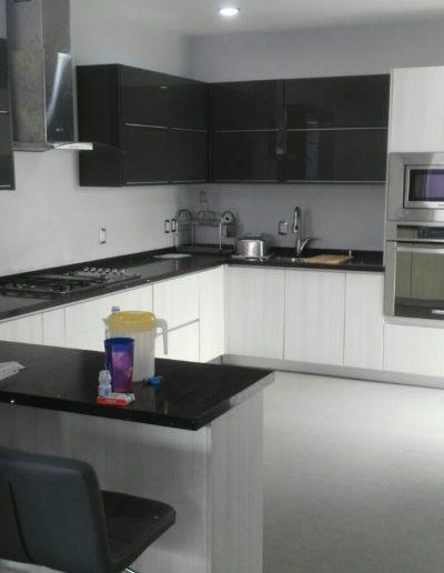 Cocinas Integrales de barra en Guadalajara2